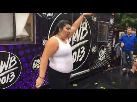 101.3 KDWB Show Us Your Lips at the Minnesota State Fair