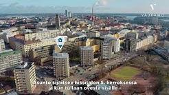 47m2 kaksio. Toinen Linja 25, Kallio, Helsinki. Myytävät asunnot.