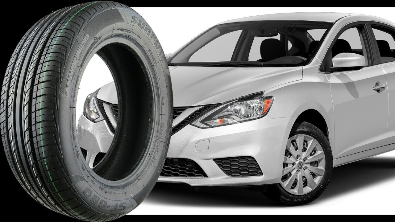 Beautiful Stock Original Tire Size For All NISSAN SENTRA 2000 2017