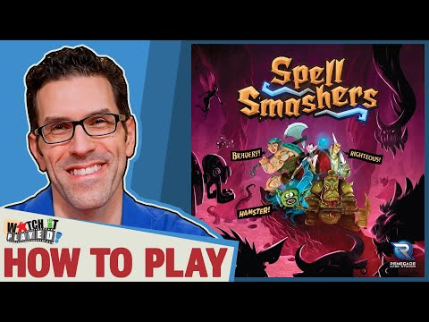 Spell Smashers   Board Game   BoardGameGeek