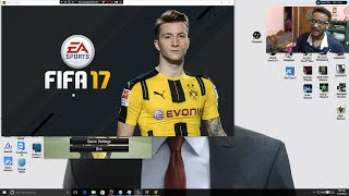 how to solve fifa 17 demo crash and fifa 17 background running both fix 100% working