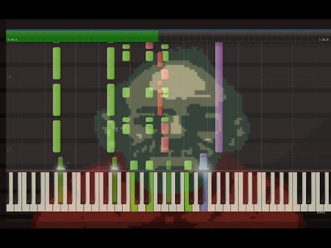 Papers, Please—Death Theme [Synthesia]