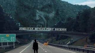 Keadaan Di Atas Jambatan Pendek N9   Short Vlog