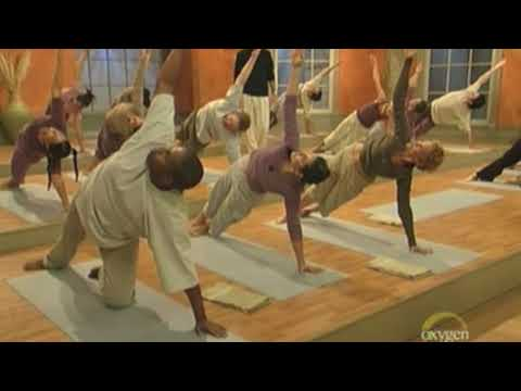 """Inhale"" yoga with Steve Ross, 2010-05-06"