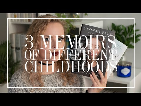 3 Memoirs of Different Childhoods | The Book Castle | 2018
