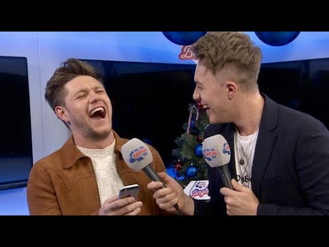 Niall Horan Leaked His Number And It Went Crazy! #DialNiall