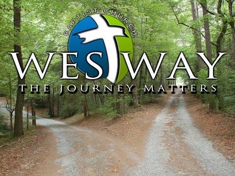 Westway Baptist Church - November 19, 2017 PM -  Bro. David Barret - Jars of Clay