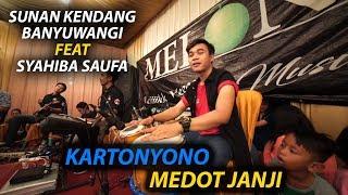 Download Mp3 Kartonyono Medot Janji    Cover Sunan Kendang Feat Syahiba Saufa