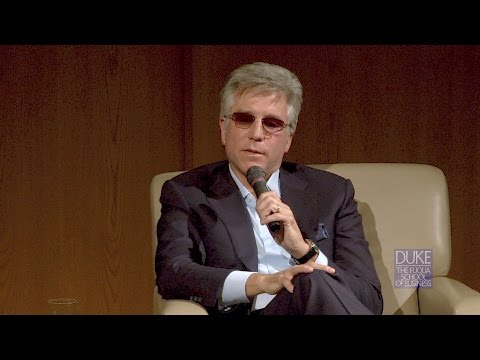 Distinguished Speaker Series - Bill McDermott, CEO, SAP