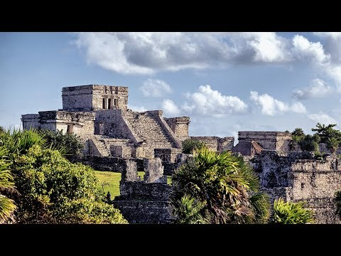 Cancun - Early Access to Tulum with an Archaeologist and Xel-Há or Xcaret