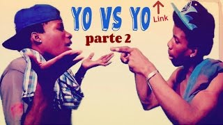 El Mejor Freestyle (YO VS YO #2 ) Divo Mc . #IMPROJAM nicky jam