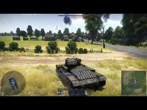 Армата/World Of Tanks/Warthunder. Сравнение впечатлений от игр про танки