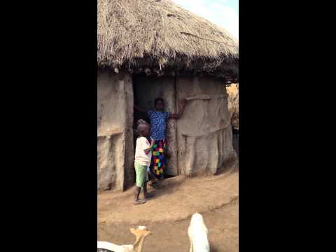 Maasai Family Boma - Kisongo, Tanzania