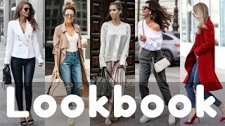 Latest Spring Outfit Ideas Fashion Trend 2018 | Spring Fashion Lookbook