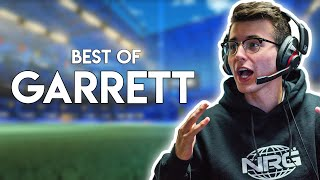 Rocket League MOMENTS GarrettG Best Plays and Funny Moments