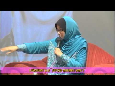Wanita Berkerjaya | Ustazah Isfadiah Mohd Dasuki