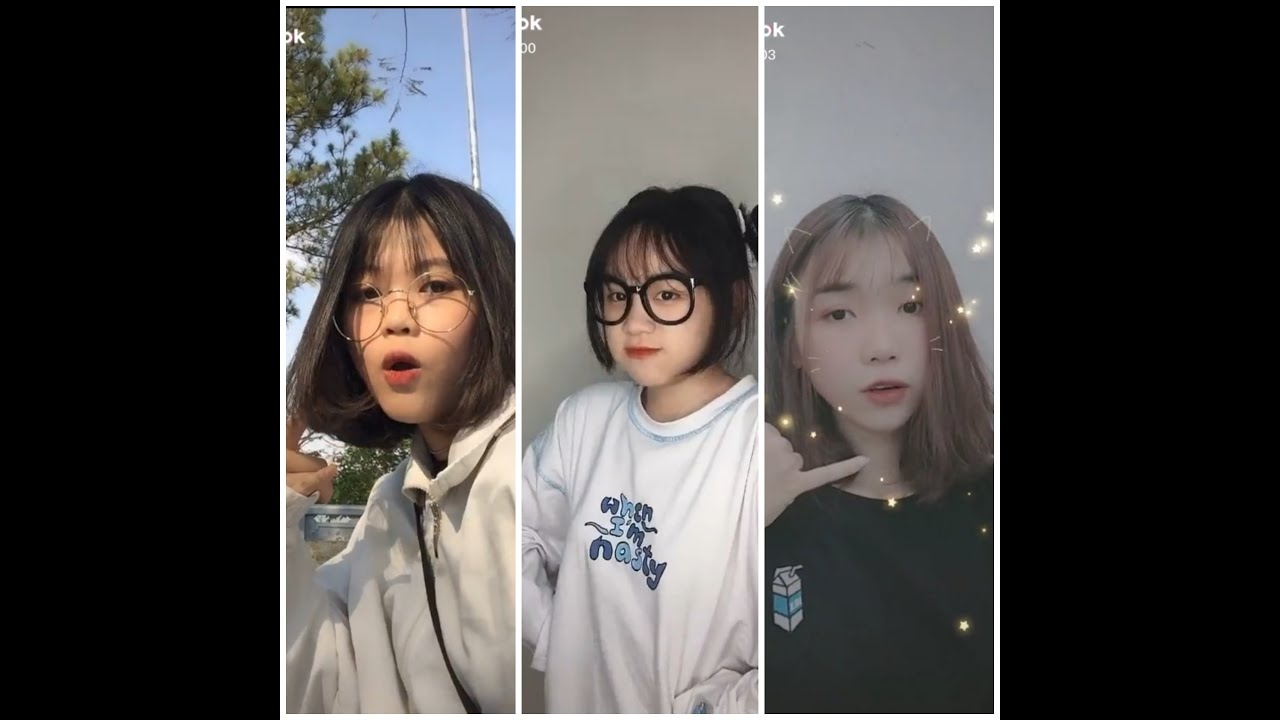 TikTok Việt Nam ❤ Các hot girl theo trào lưu ! Alo người yêu tui nghe rõ trả lời #1