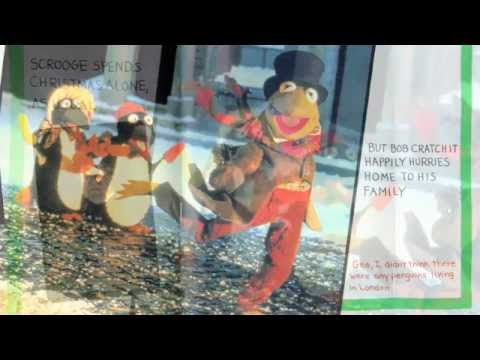 the muppet christmas carol book and cassette youtube - Muppets Christmas Carol Youtube