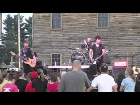Paper Valentine by New Hollow Band at Racine, OH.  09-07-12