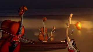 Короткометражный музыкальный мультфильм