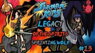 Pushing Up Daisies - Beat Plays - Shaman King: Legacy Of The Spirits, Sprinting Wolf - Episode 13