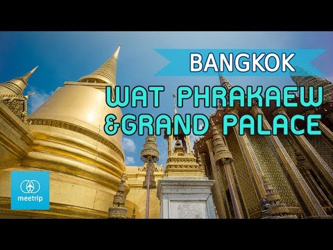 Bangkok Travel Guide - Bangkok Temple Bangkok Palace - Grand Palace and Wat Phra kaew | Meetrip