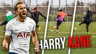 HARRY KANE FUßBALL CHALLENGE!!!