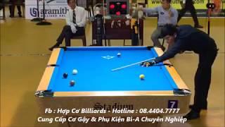 Lê Quang Trung vs Hoàng Sao Hỏa - Giải Vô Địch Quốc Gia Việt Nam 2018
