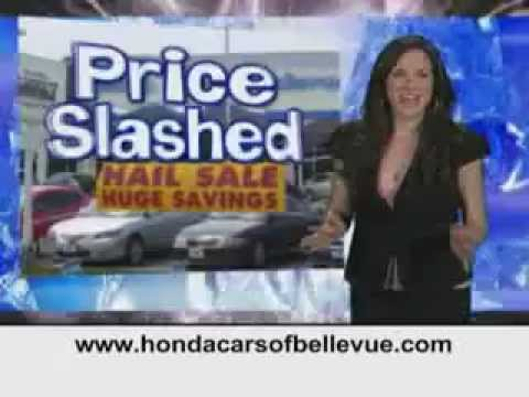Perfect Hail Sale Used Car Commercial For Honda Cars Of Bellevue...an Omaha Honda  Dealer