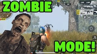 Crazy NEW Rules of Survival ZOMBIE MODE GAMEPLAY! ZOMBIES SURVIVAL!