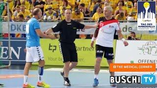 Spielhighlights vom Tag des Handballs