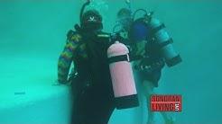Phoenix Scuba can teach anyone to be a scuba diver