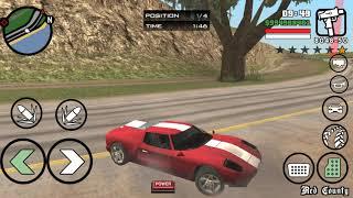 (GTA SA) Grand Theft Auto San Andreas Android Gameplay RACING!(3)