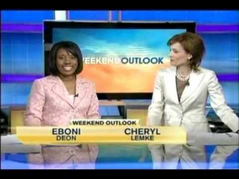 When is eboni deon due