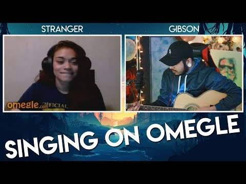 SINGING ON OMEGLE! - New Songs!?