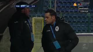 FCSB - Gaz Metan 2-1 Fortes reduce din diferenta in min 63!  Liga 1 Etapa 17