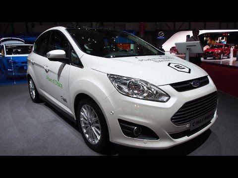 2014 Ford C-Max Energi - Exterior And Interior Walkaround