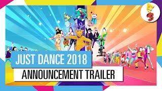لعبة JUST DANCE 2018 - عرض الكشف E32017