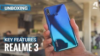 Realme 3: Unboxing and key features