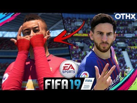 FIFA 19 | Signature Celebrations part 2 ft. Lingard, Ronaldo, Messi | @Onnethox