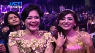 Ayu Ting Ting feat. Zaskia Gotik Yang Sudah Ya Sudahlah & Satu Jam Saja AMI Awards 2015
