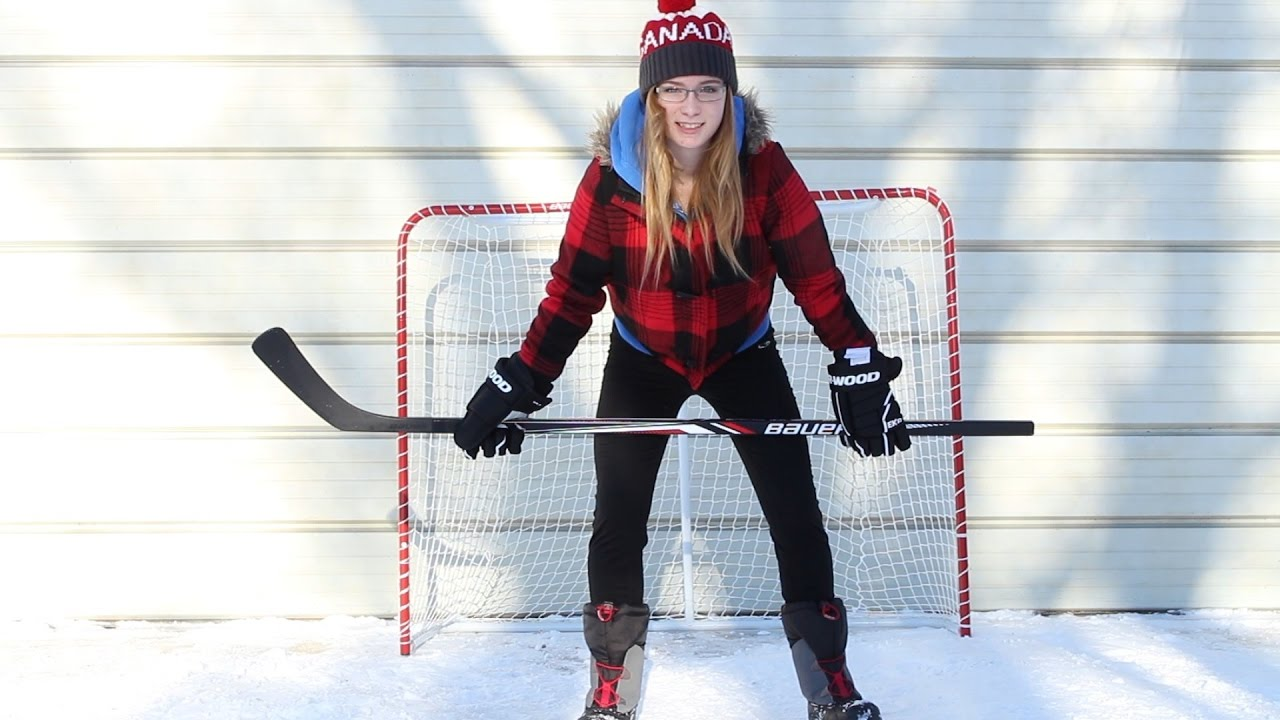 Shootin' Pucks // New Street Hockey Gear
