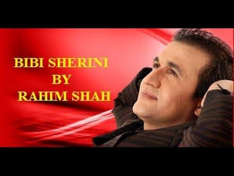 Bibi Sherini Once Again By Rahim Shah