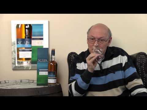 Whisky Verkostung: Scapa Skiren