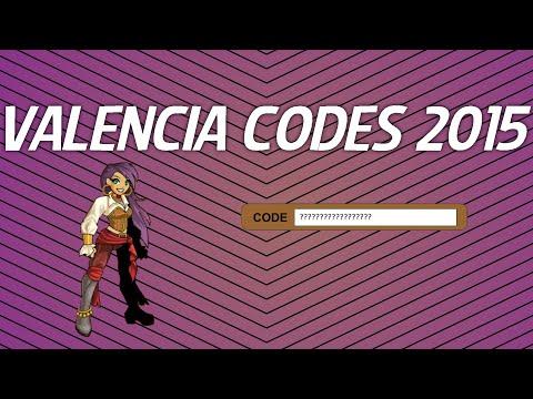 AQW - Valencia Codes 2017