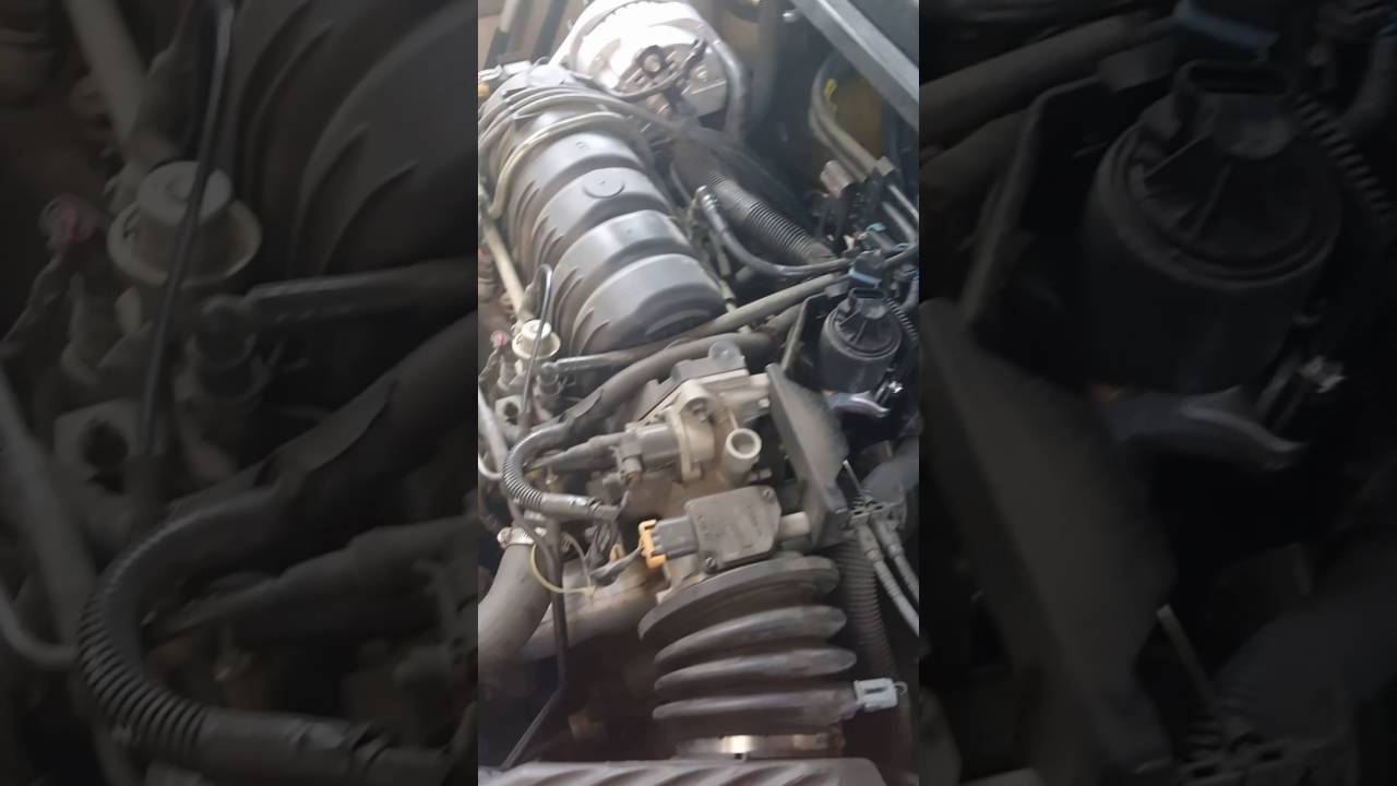 Replacing Egr Valve In Buick Lesabre  How To Flip A Car