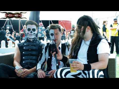 WARD XVI Interview - Bloodstock TV 2017