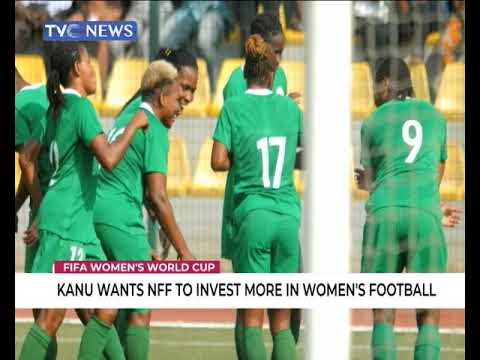 Kanu wants NFF to invest more in women's football