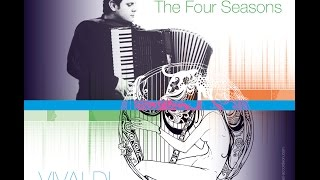 Four Seasons Vivaldi Les 4 Saisons Nihad Hrustanbegovic Classical Accordion