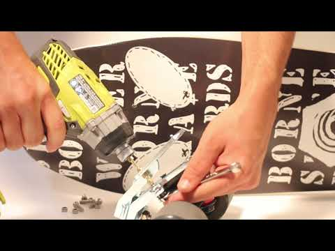 Surf Adapter Installation | WATERBORNE SKATEBOARDS